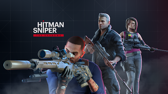 Hitman Sniper The Shadows MOD APK 0.6.0 1