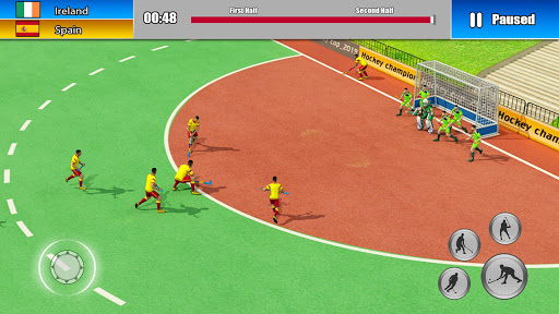 Field Hockey Cup 2021: Play Free Hockey Games apkmartins screenshots 1