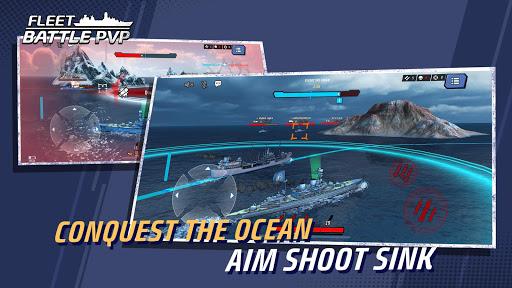 Fleet Battle PvP 2.7.0 screenshots 4