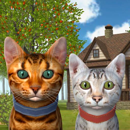 Cat Simulator : animal life kitty pet