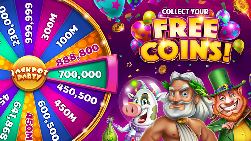 Jackpot Party Casino Games: Spin FREE Casino Slots apkmartins screenshots 1