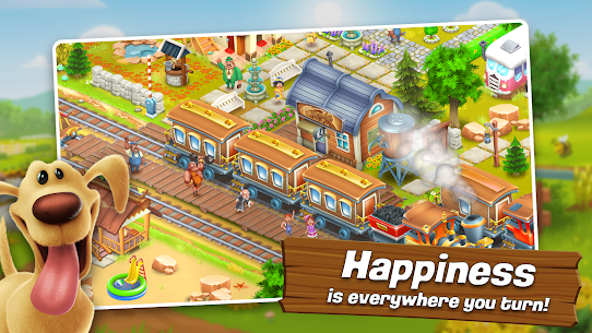 Hay Day APK MOD 1.51.91 (Unlimited Coins/Game/Seeds) 4