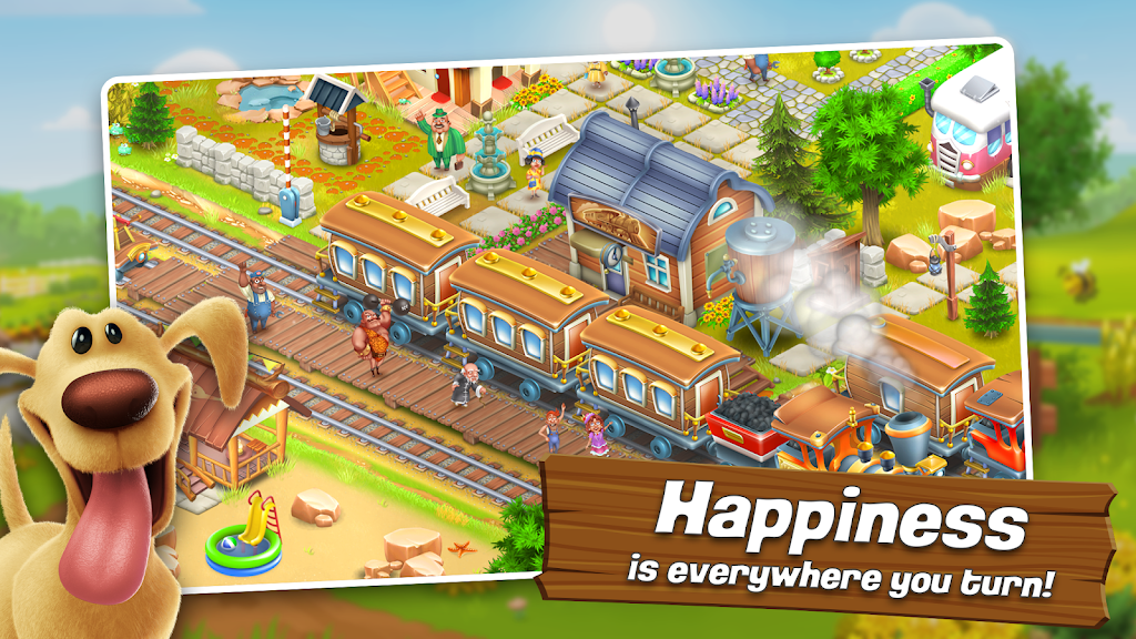 Hay Day poster 3