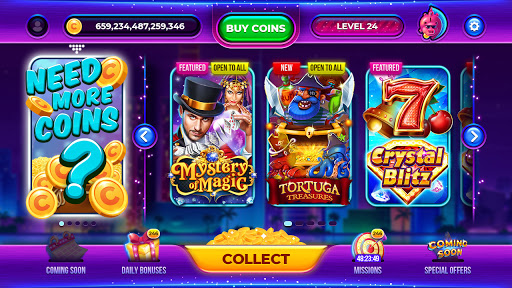 Crazino Slots: Vegas Casino 1.2.0 screenshots 3
