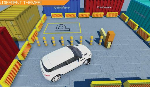 SUV Car Parking Simulator 2021: Parking Game 3D screenshots 4
