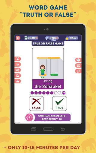 German for Beginners: LinDuo HD 5.16.0 screenshots 23