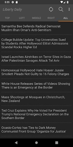 Liberty Daily  Screenshots 2