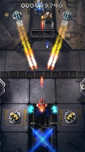 Download Sky Force Reloaded MOD APK [Unlimited Money] For Android 4