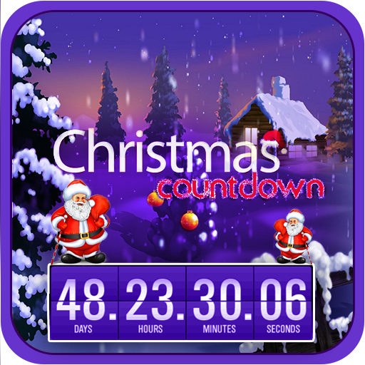 Christmas Countdown Lwp Free Apps On Google Play