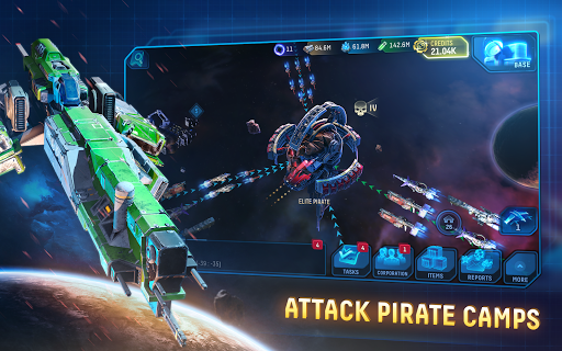 Stellar Age: MMO Strategy 1.19.0.18 screenshots 18
