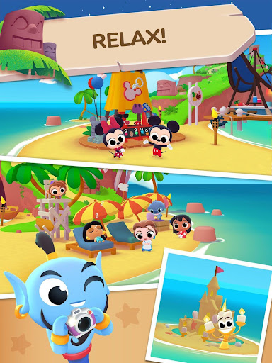 Disney Getaway Blast  screenshots 20