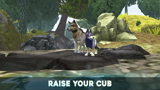 Wolf Tales - Online Animal Sim 200132 screenshots 9