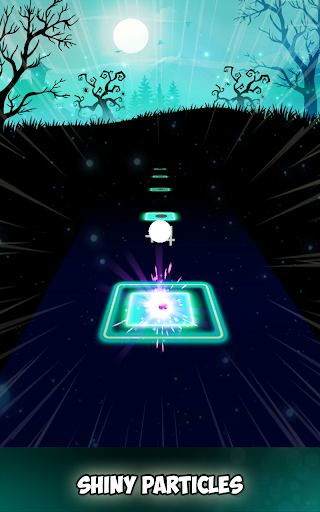 Neon Tiles Hop Color Ball : Forever Dancing Ball 1.5 screenshots 4
