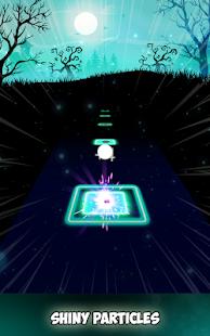 Neon Tiles Hop Color Ball : Forever Dancing Ball  screenshots 4