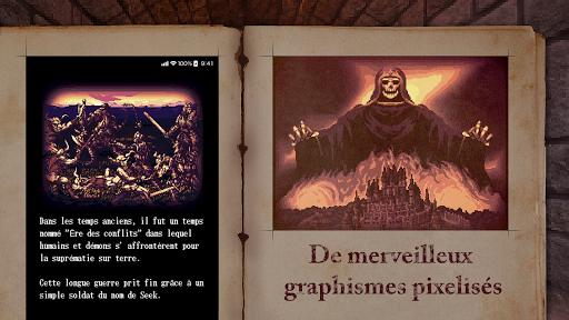 DarkBlood -Au-delà de l'obscurité- APK MOD (Astuce) screenshots 2