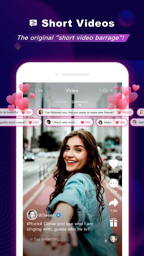 FaceCast:Make New Friends, Chat & Meet, Livestream android2mod screenshots 6