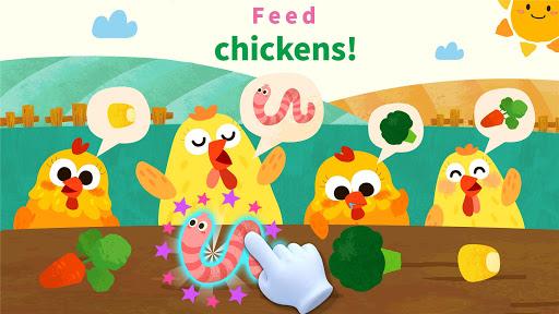 Baby Panda's Animal Farm  Screenshots 4