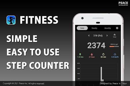 Fitness Step Counter 2.4.1 (Premium)