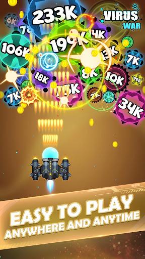 Virus War - Space Shooting Game screenshots 3