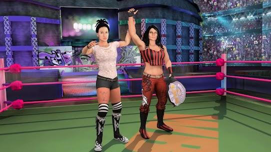 Bad Girls Wrestling Game: GYM Women Fighting Games 1.4.2 4