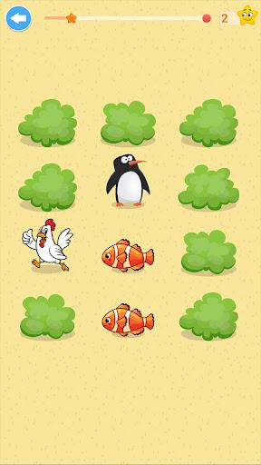 Preschool game for toddlers - Memory skills 4.1.0 screenshots 8