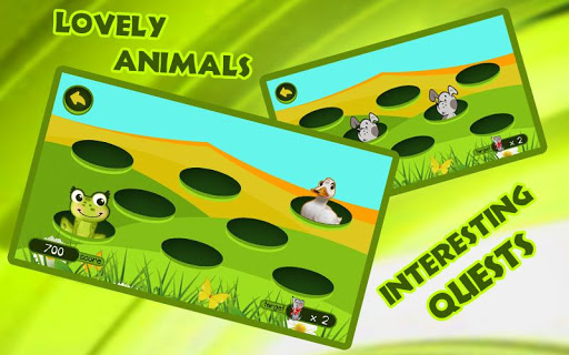 catch the animals for kids screenshot 2