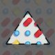 Triangle Collect icon