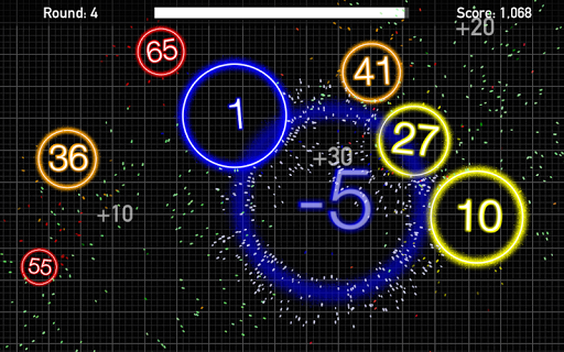 Glow Burst Lite 4.6 screenshots 7