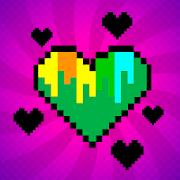 Pixel Art Book - pixel coloring, сolor by number