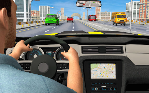 Real Highway Car Racing :New Car Racing Games 2021 3.12.0.2 screenshots 12