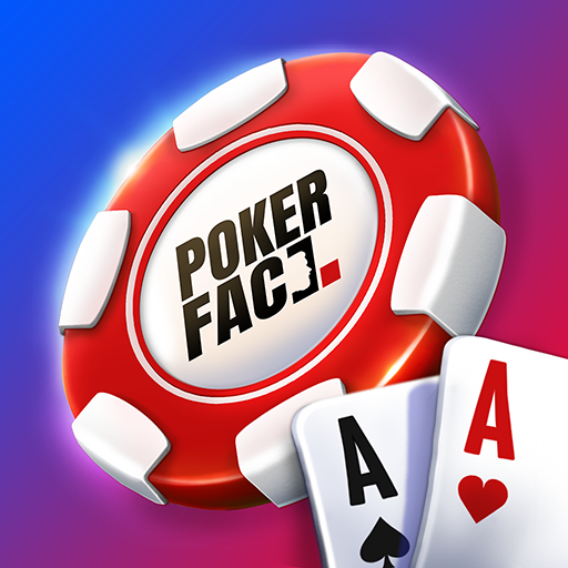Poker Face - Texas Holdem‏ Poker among Friends