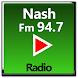 Nash Fm 94.7 Radio app