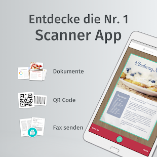 SwiftScan - PDF-Dokumentenscanner Screenshot