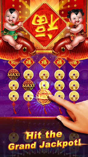 Grand Macau 3: Dafu Casino Mania Slots apkpoly screenshots 3