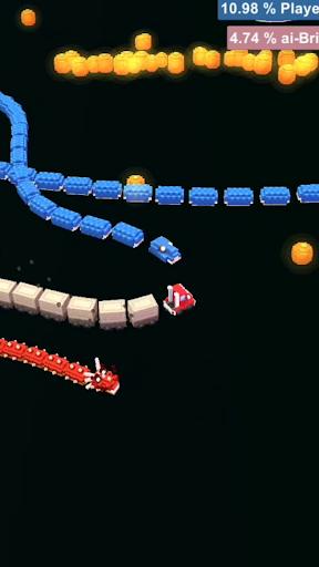 Snaker.io ! 1.64 screenshots 1