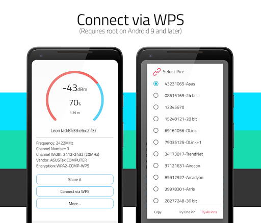 WiFi Warden - WiFi password sharing  Screenshots 10