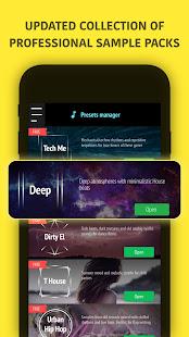 MixPads - Drum pad machine & DJ Audio Mixer 7.20 Screenshots 13