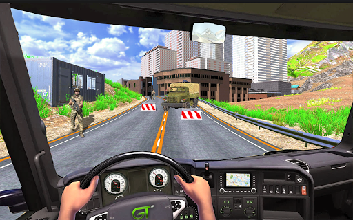 Mountain Truck Simulator: Truck Games 2020  screenshots 5