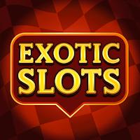 Exotic Slots: Free Live Racing Slots!