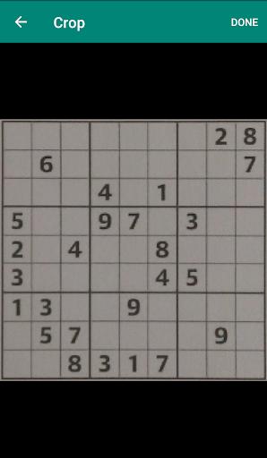 Sudoku Solver - Scanner app using camera goodtube screenshots 4