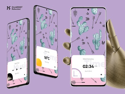 One4KWGT Reloaded – widgets for KWGT (MOD, Paid) v1.8 5