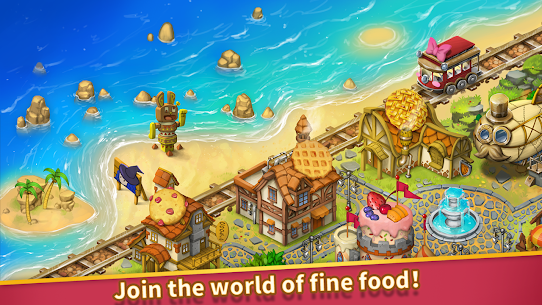 Cooking Town: Chef Restaurant Cooking Game Mod Apk 1.2.0 (Unlimited Diamonds) 3