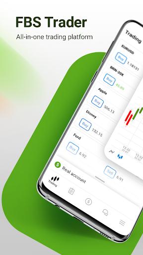 FBS Trader - Trading Platform  Paidproapk.com 1