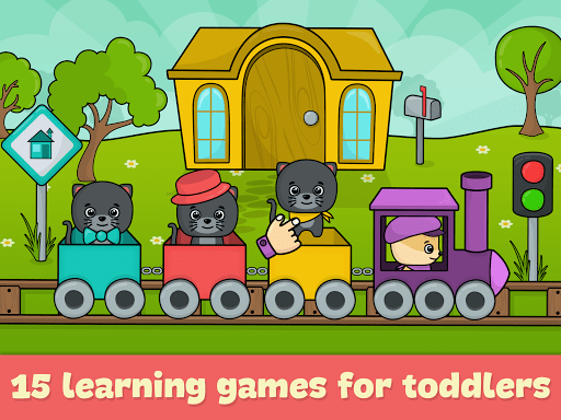 Toddler games for 2-5 year olds 1.102 Screenshots 6