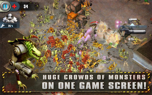Alien Shooter Free - Isometric Alien Invasion 4.5.2 screenshots 3