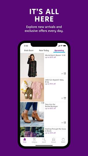 Zulily: Fresh Finds, Daily Deals apktram screenshots 4