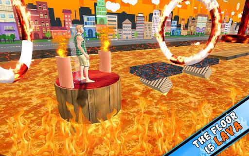 The Floor is Lava Game  screenshots 9