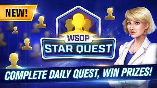 World Series of Poker WSOP Free Texas Holdem Poker  screenshots 9