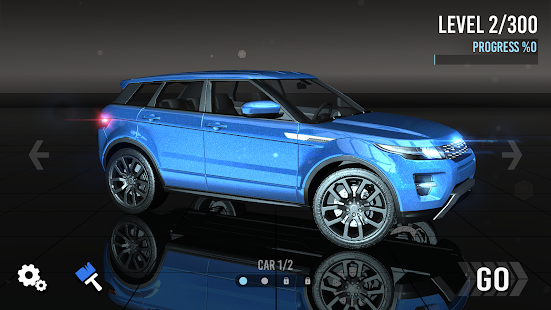 Master of Parking: SUV Screenshot