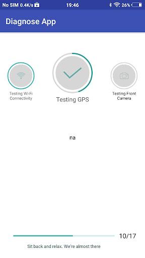 Cashify Diagnostic 3.0.3 Screenshots 1